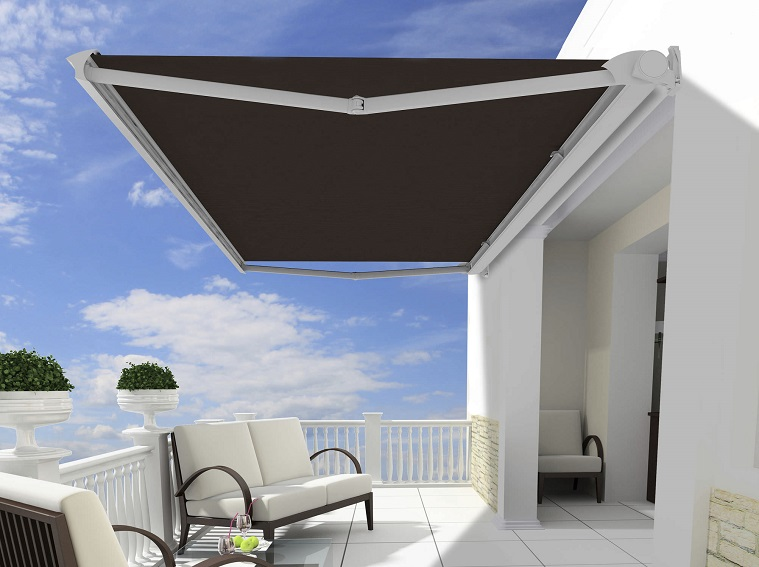 Pram Dome And Semi Bow Awnings